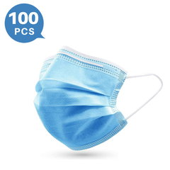 Disposable Protection Mask(100 PCS) USA Stock Available & FDA Registration