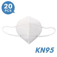 KN95 Face Masks(20 PCS) USA Stock Available & FDA Registration
