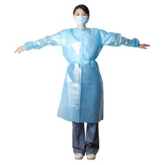 Disposable Isolation Gown Heavy-duty Protective Gown
