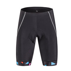 Unisex 4D Padded Bicycle Cycling Underwear Shorts