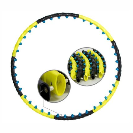 Magnet Health Hula Hoop Detachable for Adult Massage and Fitness