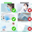 Disposable Protection Mask(50 PCS) USA Stock Available & FDA Registration