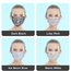 Lace Mask Fashionable Protection, Breathable and Refreshing in Summer